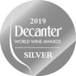 decanter silver medal